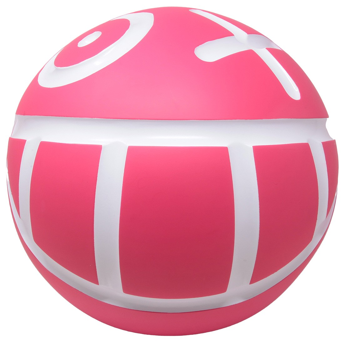 Medicom VCD Andre Saraiva Mr. A Ball Pink W Size Figure (pink / white)
