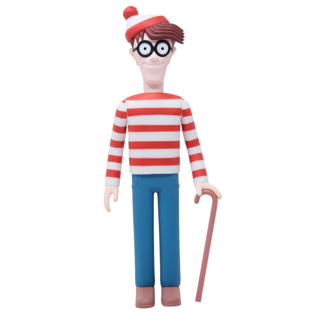 Medicom VCD Where's Wally? Wally Figure (red)