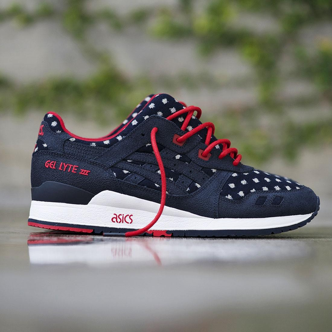super popular cc01c edac0 BAIT x Asics Tiger Gel-Lyte III Basics Model-003 Nippon Blues