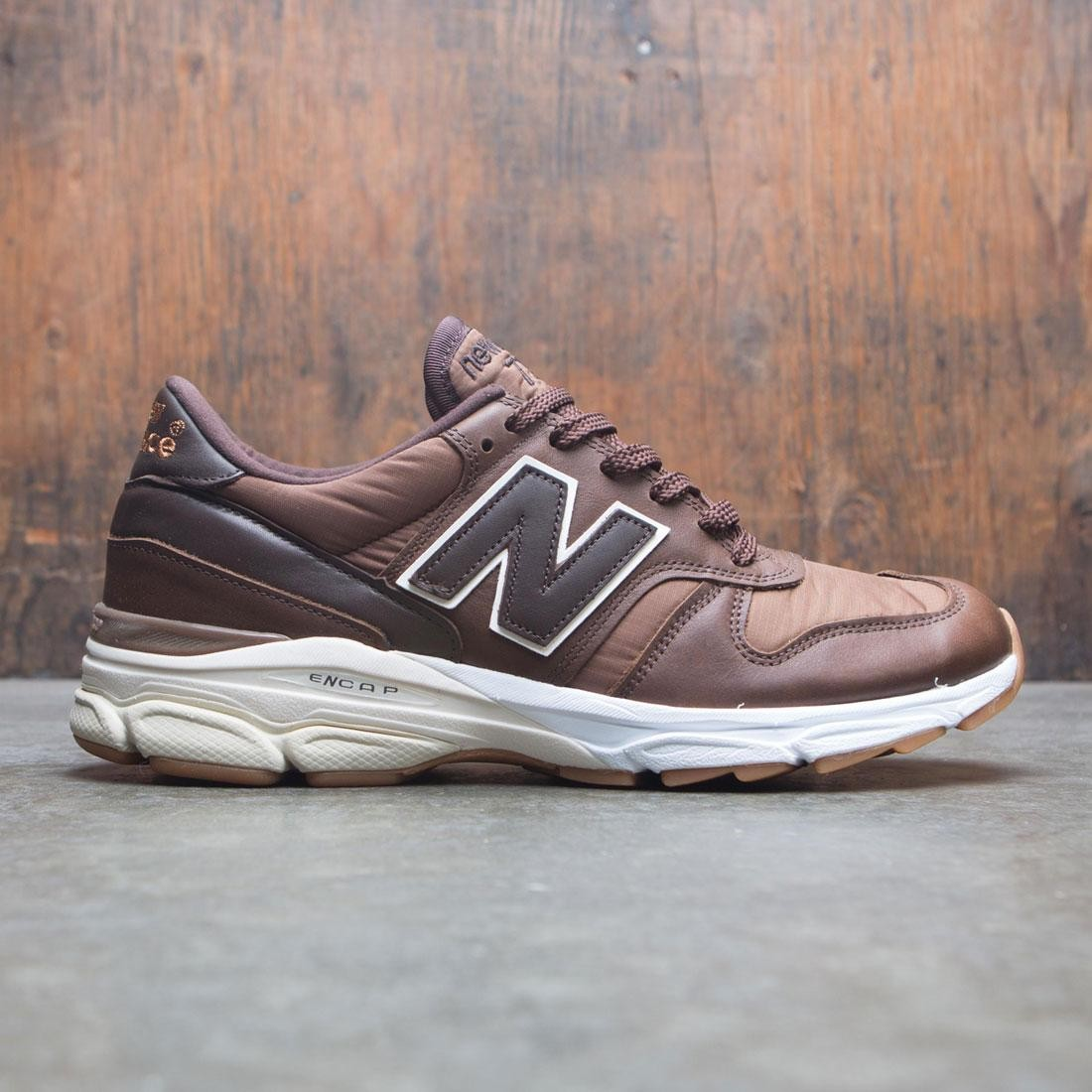 New Balance Men M770.9 LP Hybrid - Made In UK (brown)