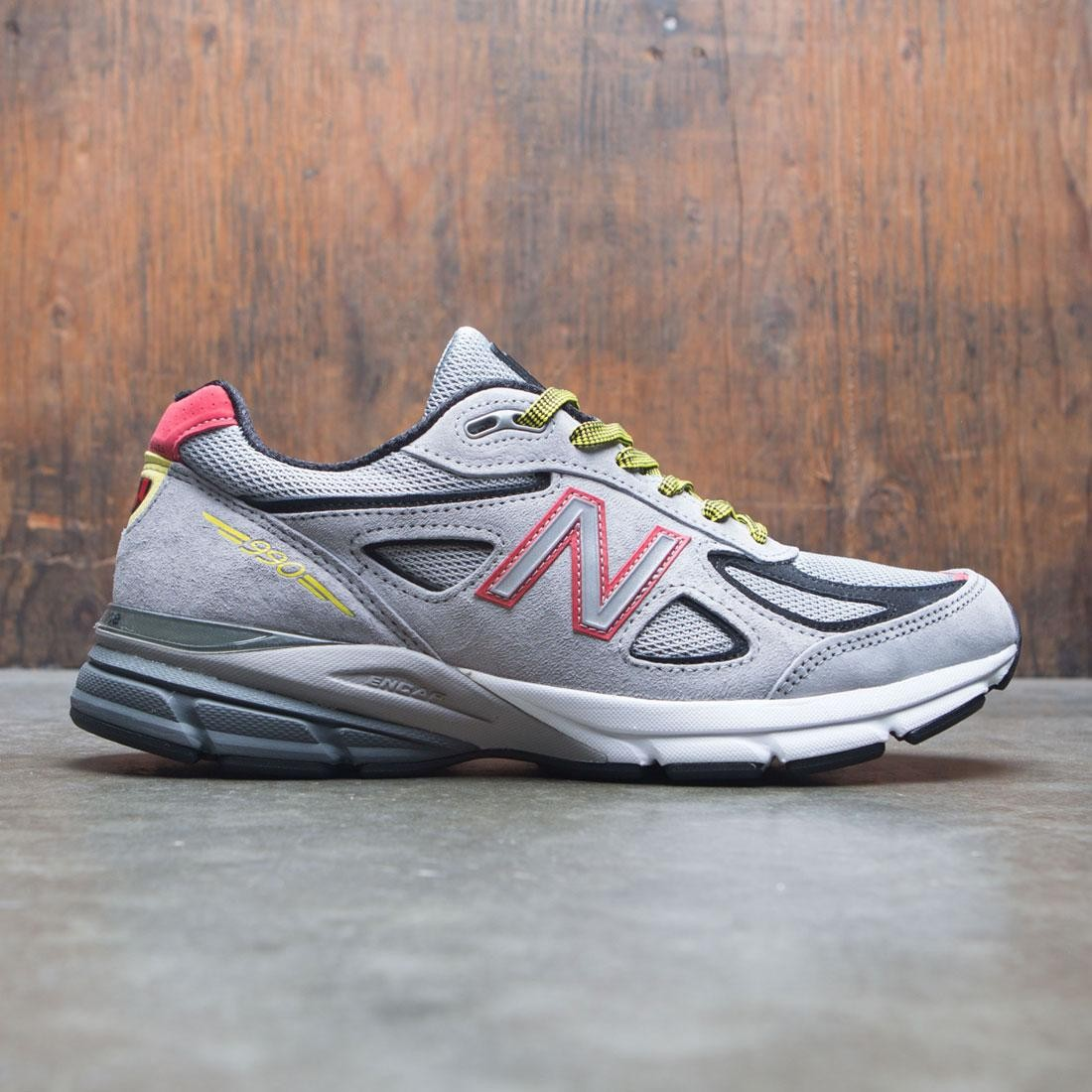 check out 83e39 f250d New Balance x DTLR Men DMV 990v4 M990DMV4 - Made In USA gray