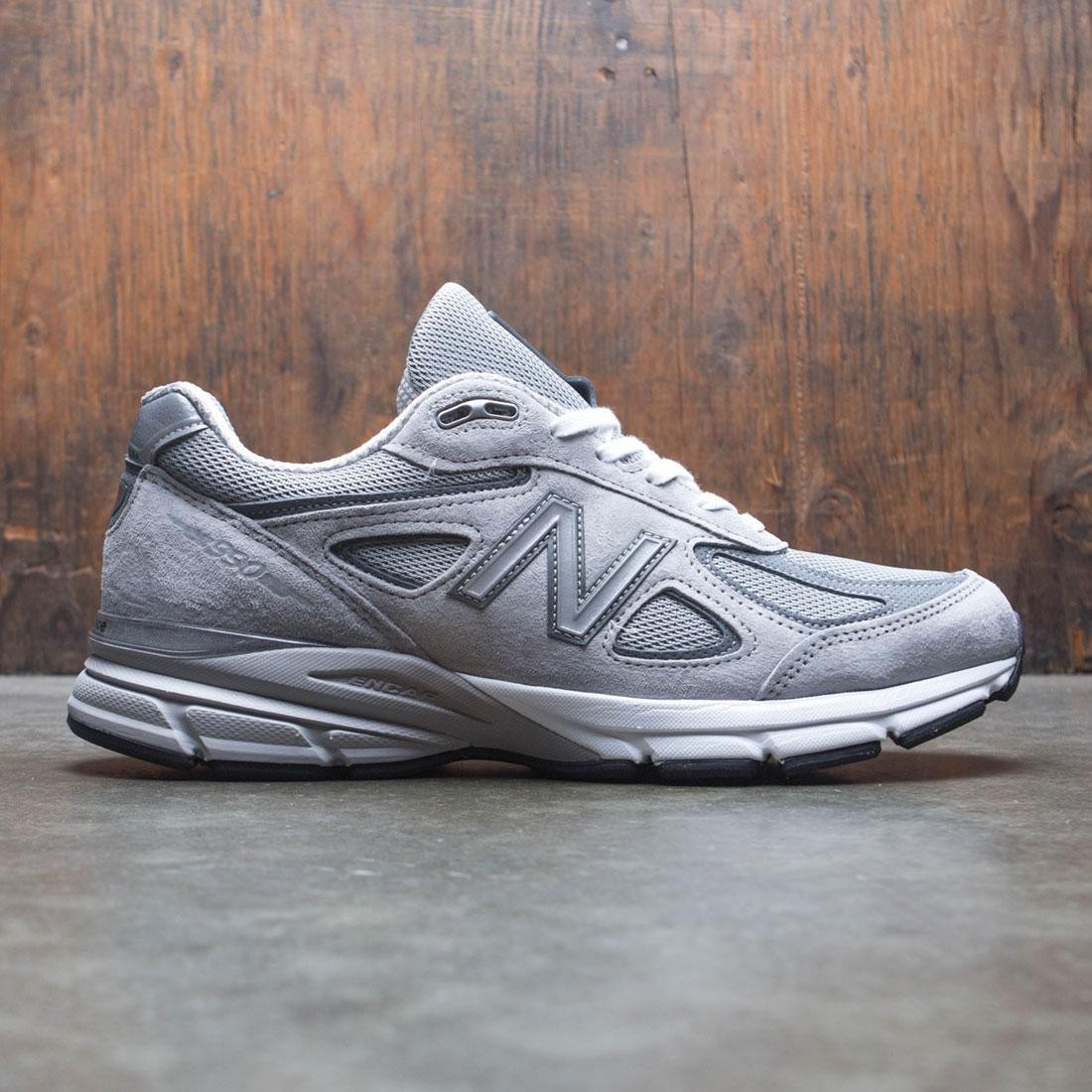 newest 691fb 93c45 New Balance Men 990v4 M990GL4 - Made In USA (gray / castlerock)