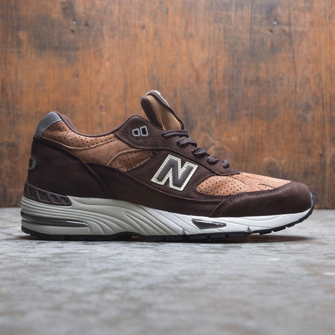New Balance Men M991 M991DBT - Made In UK (brown)