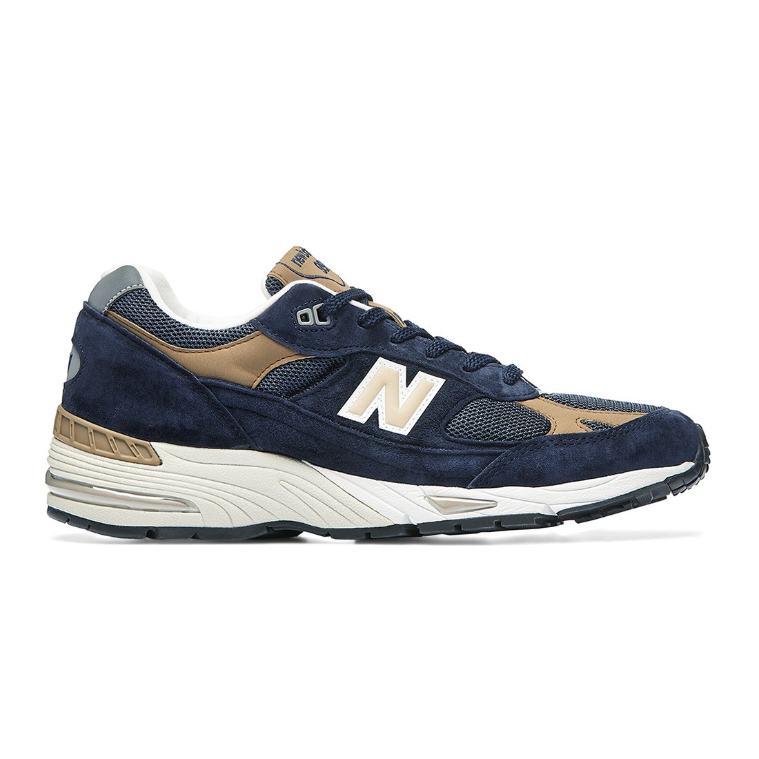 New Balance Men 991 M991DNB - Made In UK (navy / sand)