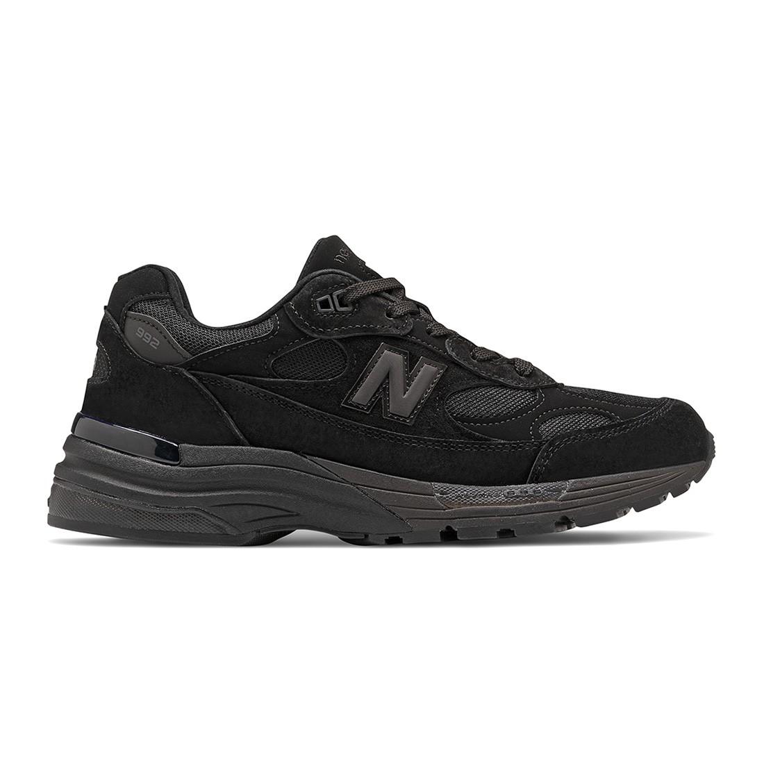 New Balance Men 992 M992EA - Made In USA (black)