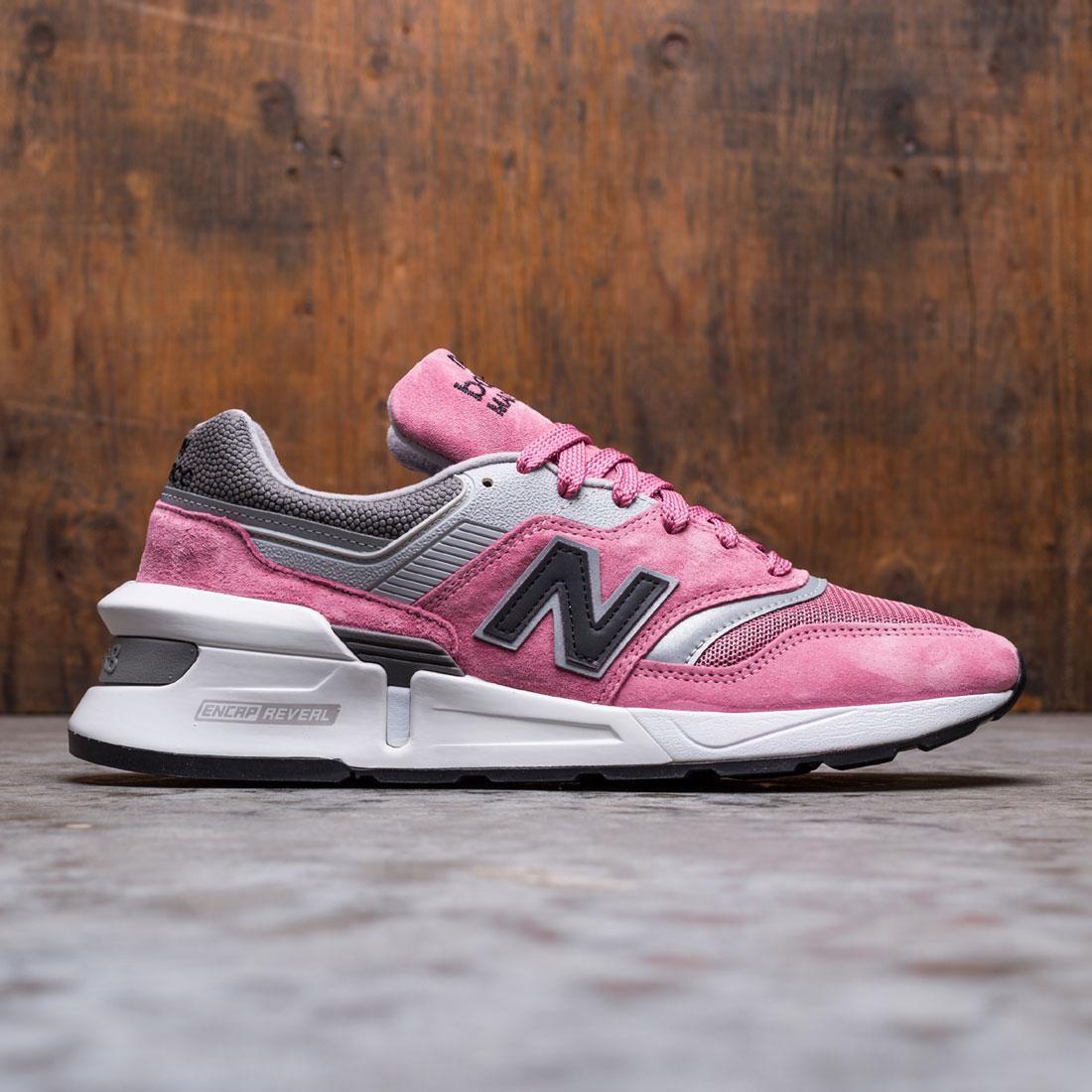 mens pink new balance