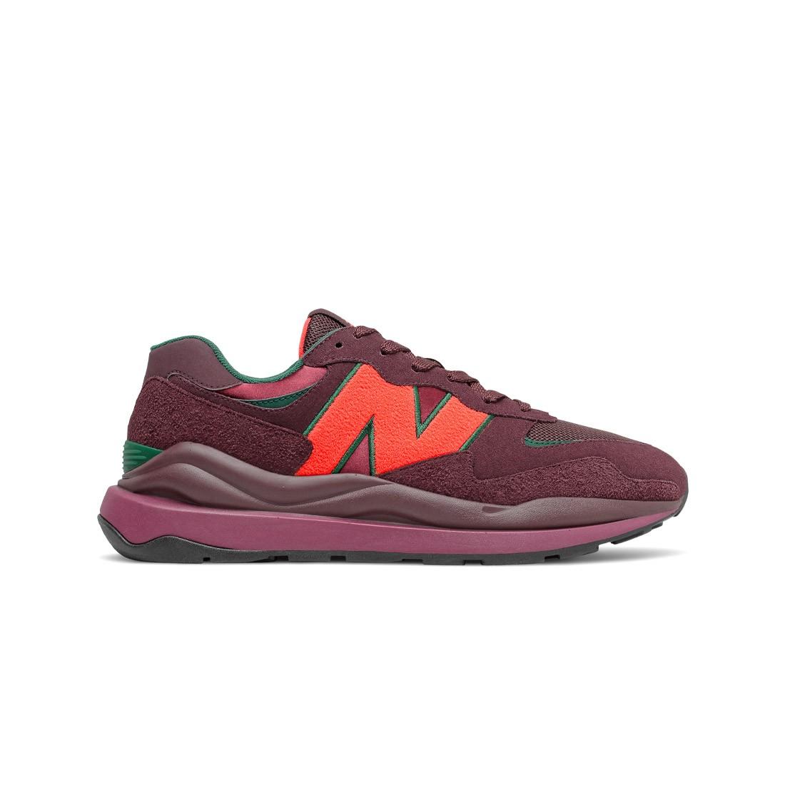 New Balance Women 57/40 W5740WA1 (burgundy / garnet / pink glo)