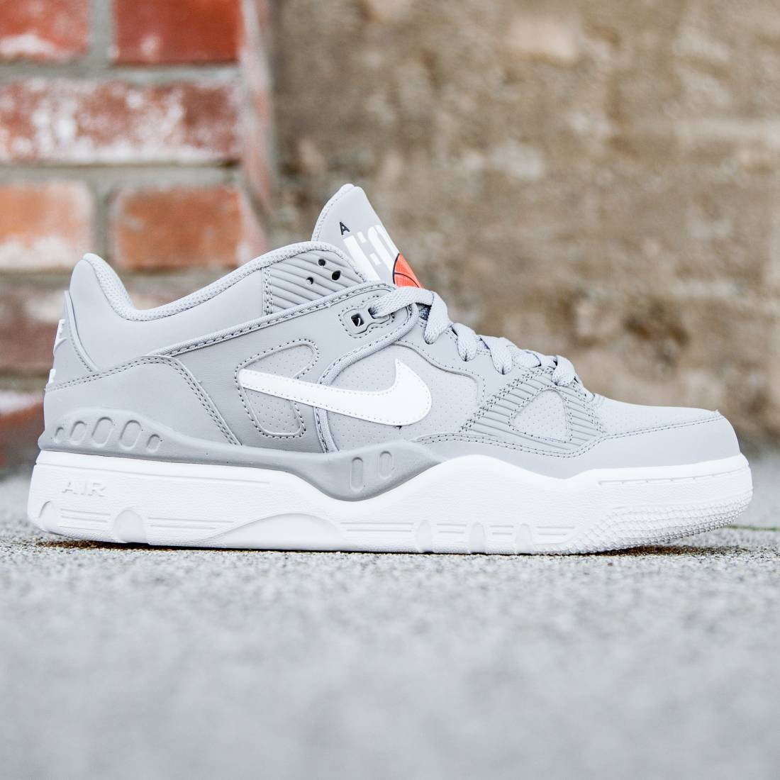 Air Force III Low gray wolf grey