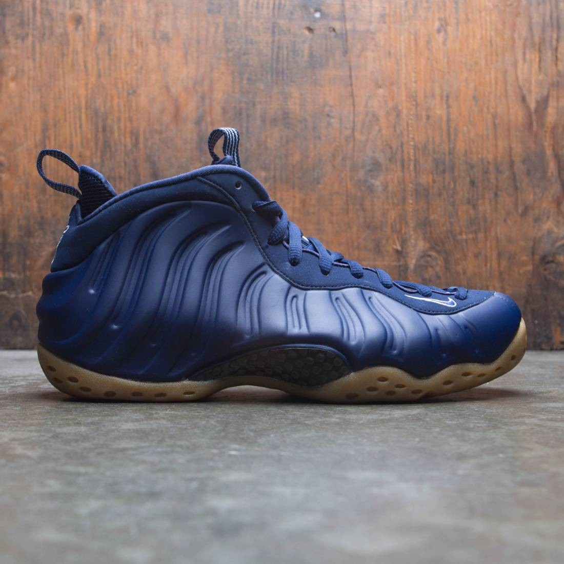 air foamposite one copper Womens running shoes Blue ...
