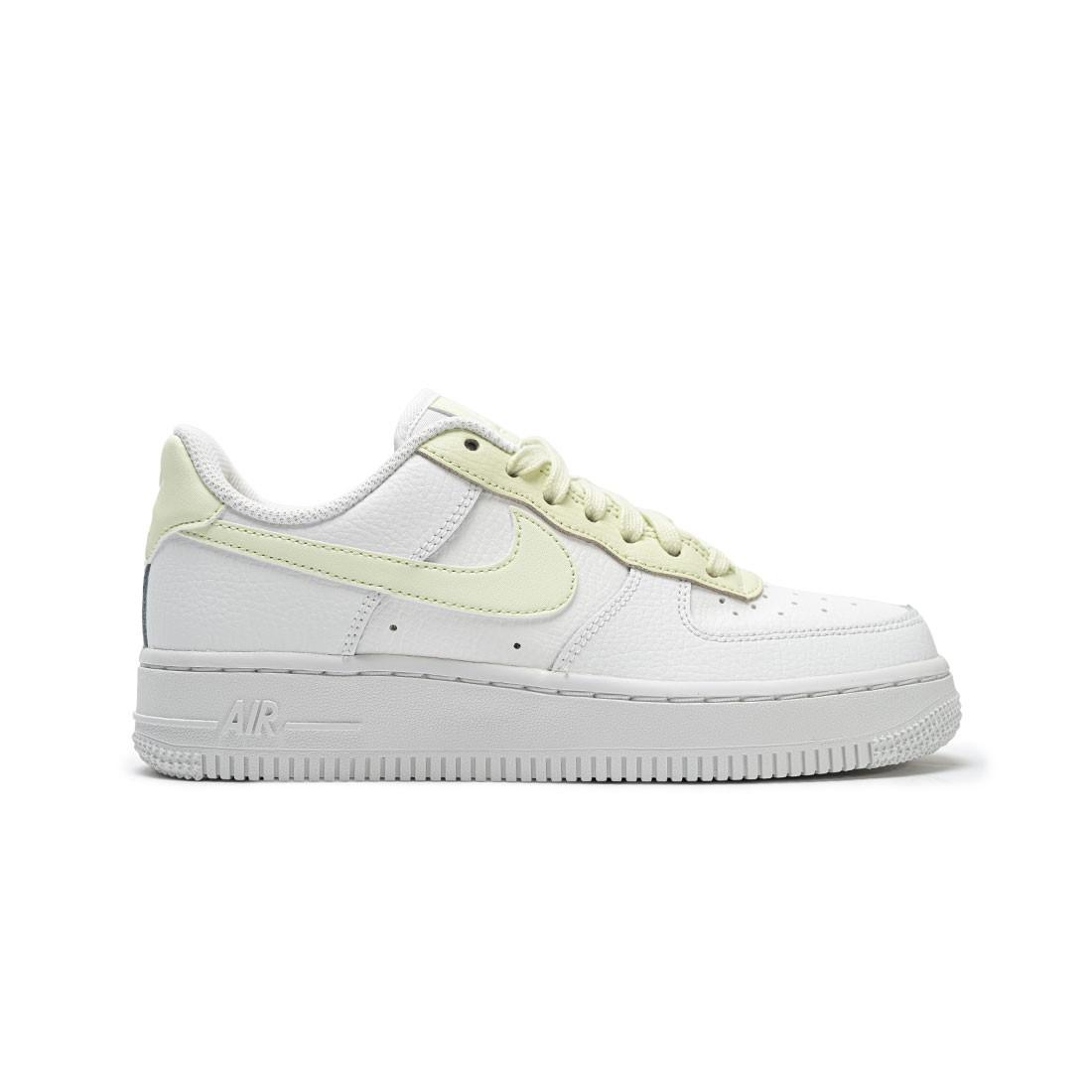 Nike Women Air Force 1 '07 (summit white / lime ice-summit white)