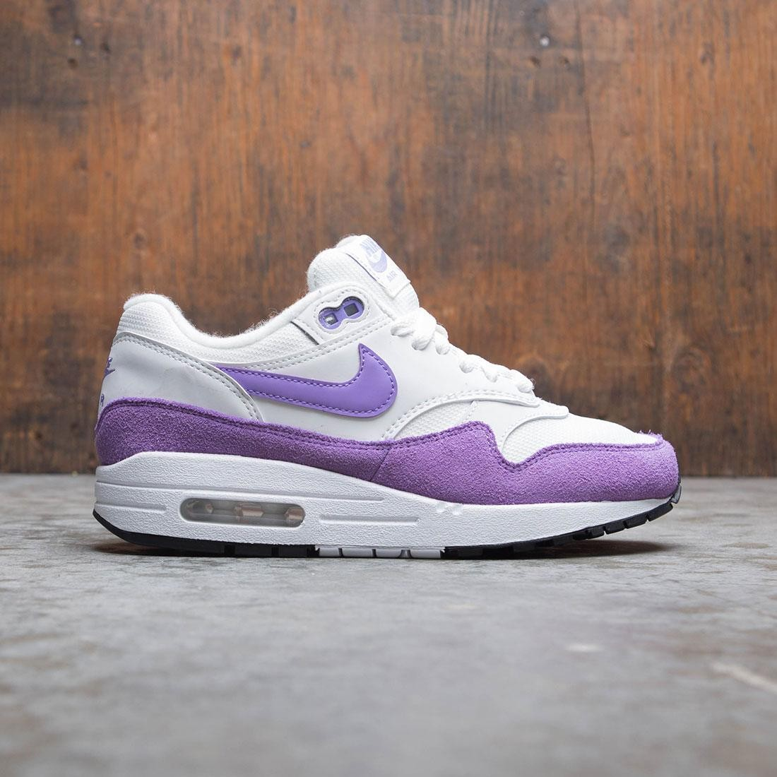 professional sale closer at usa cheap sale Nike Women Air Max 1 (summit white / atomic violet-black)