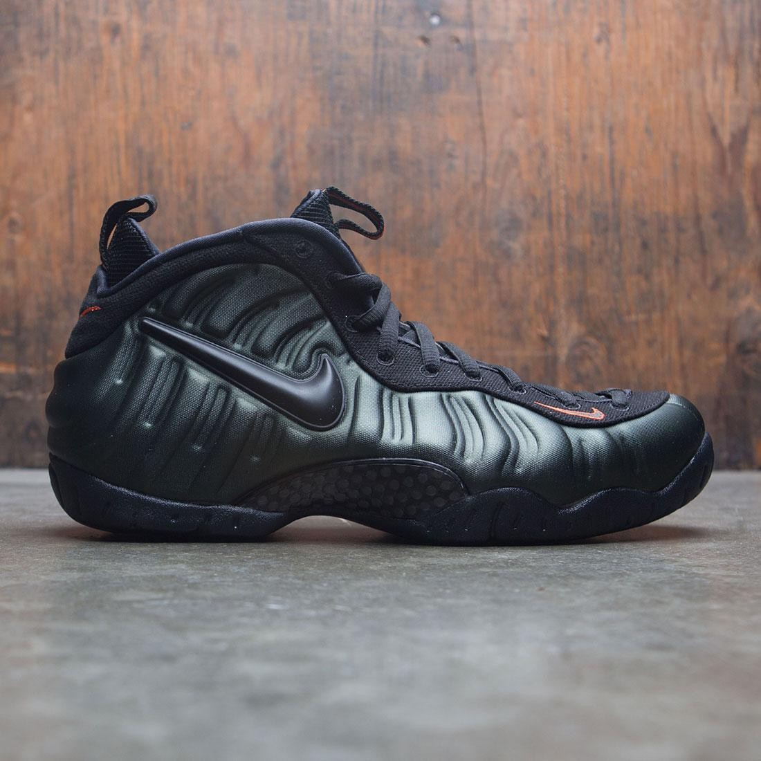 49296ef611e ... italy nike men air foamposite pro sequoia black team orange 87bff 10b61