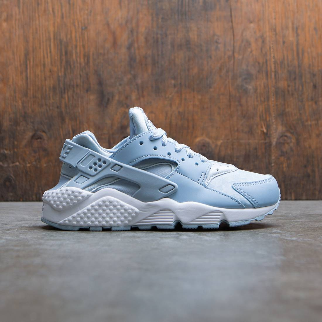 Nike Women Air Huarache Run (blue / lt armory blue-white)