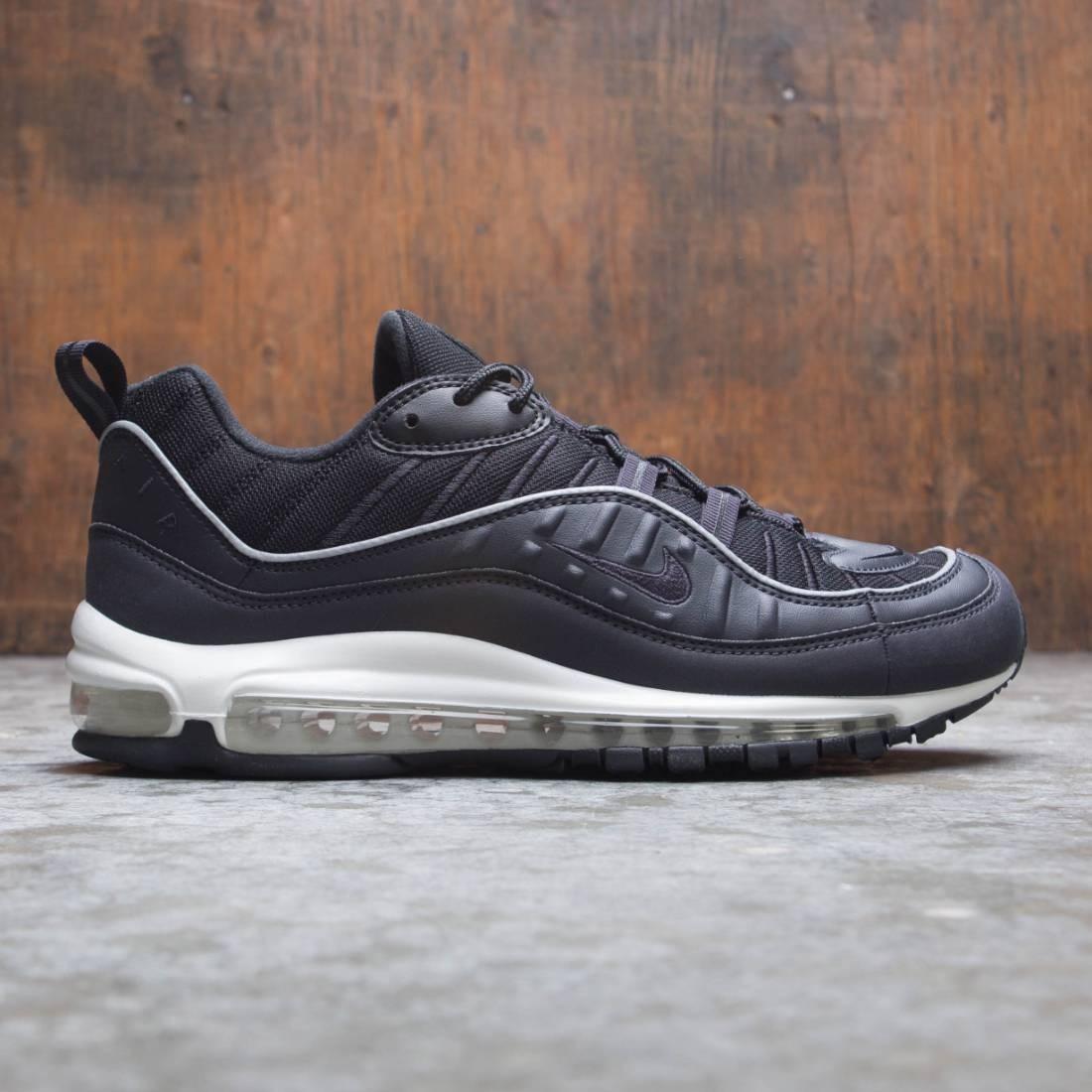 detailed images beauty really cheap Nike Men Air Max 98 (oil grey / oil grey-black-summit white)
