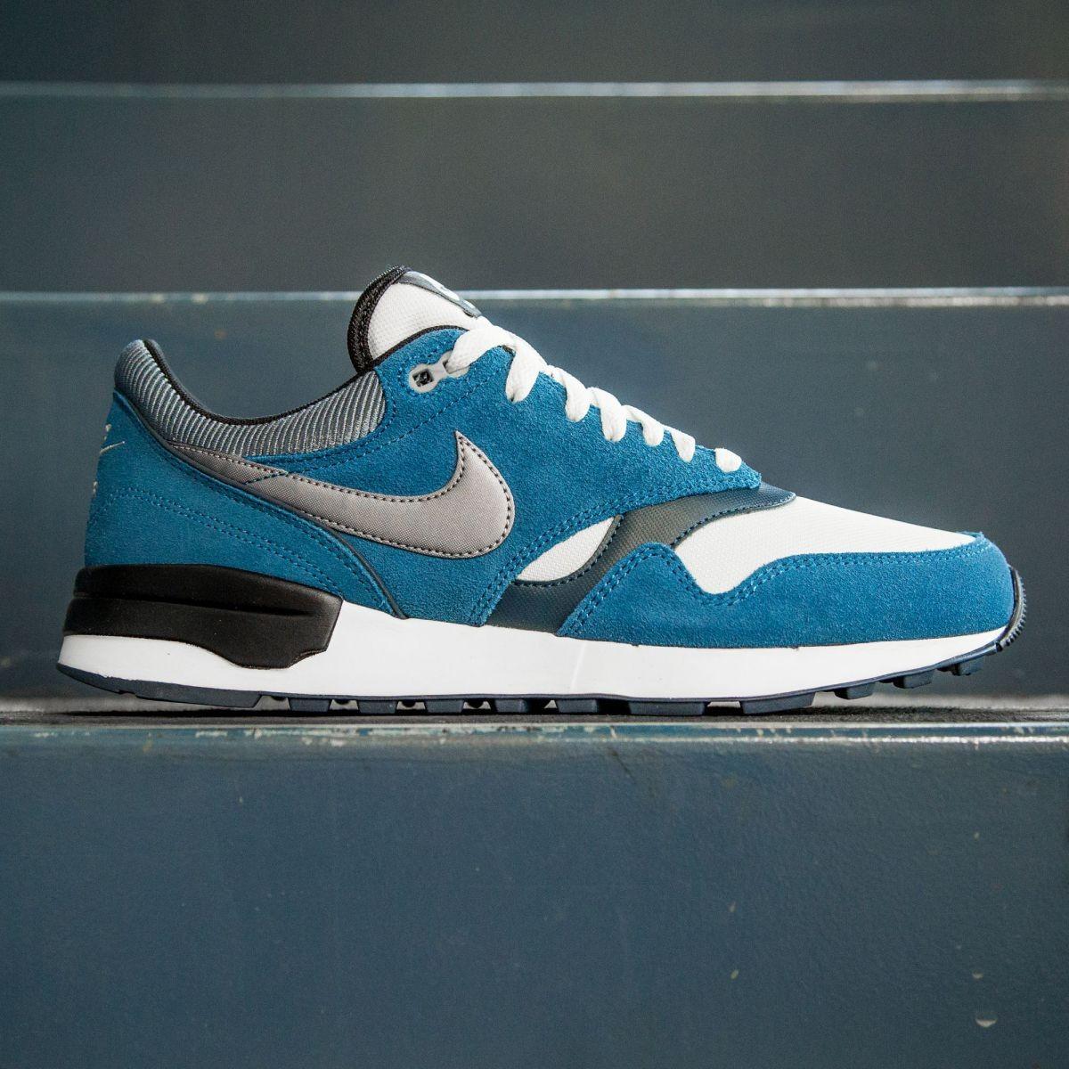 Nike Men Air Odyssey (blue / brigade blue / metallic cool grey / sail)