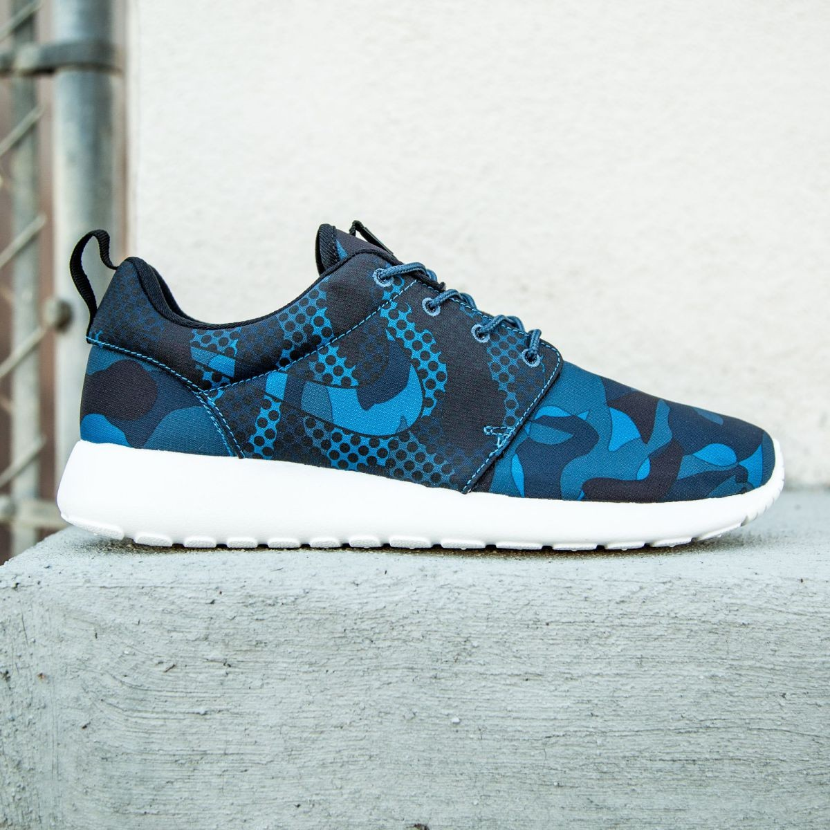 new styles 12d2a 3c807 ... authentic nike men roshe one print blue brigade blue squadron blue  obsidian 35ff4 ed683
