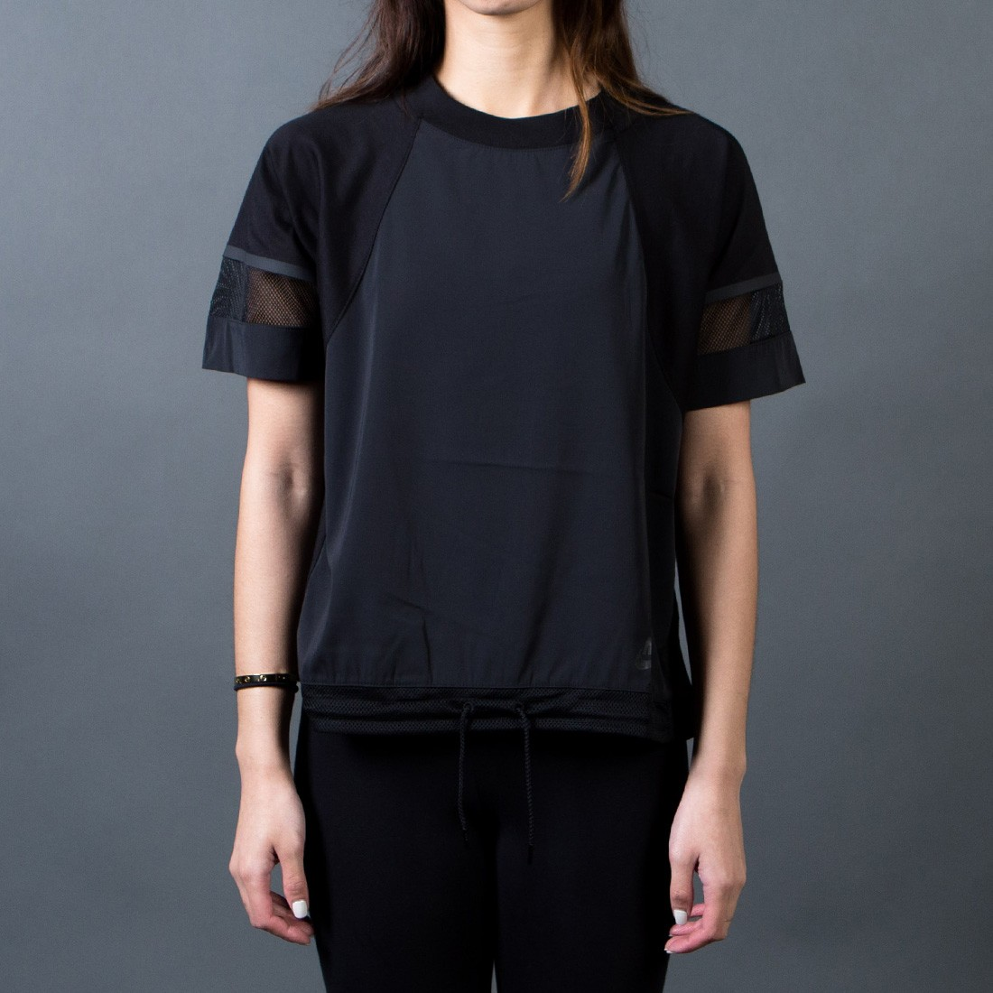 Nike Women Bonded Tee (black)