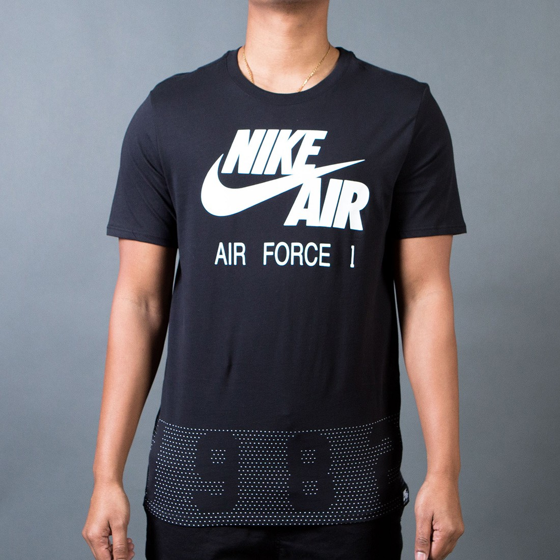 Nike Men Air AF1 1982 (black / white)