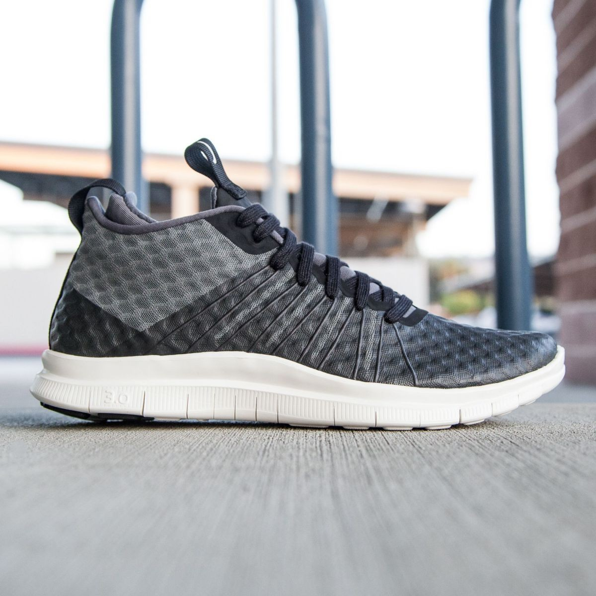 new product 550e0 de097 Nike Men Free Hypervenom 2 FS black dark grey ivory