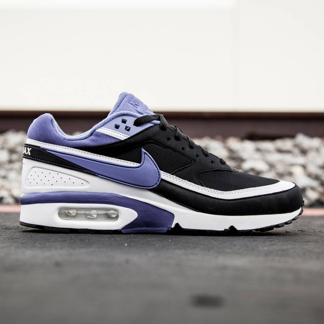 best loved 88785 e6518 Nike Men Air Max BW OG black persian violet