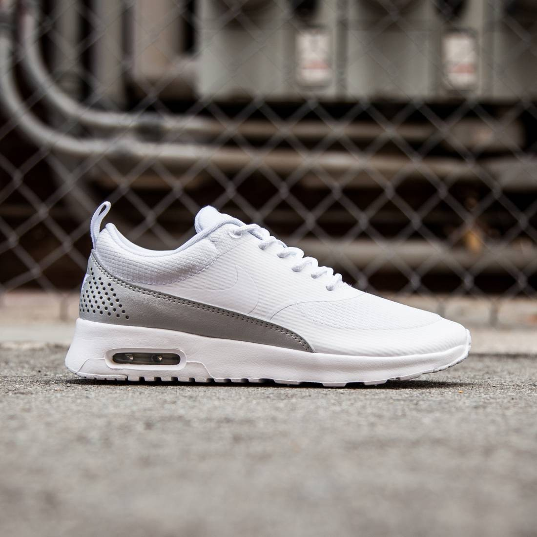 grossiste 5c6ba 7d4f7 Nike Women Air Max Thea Textile (white/mtlc platinum/pure platinum/white)