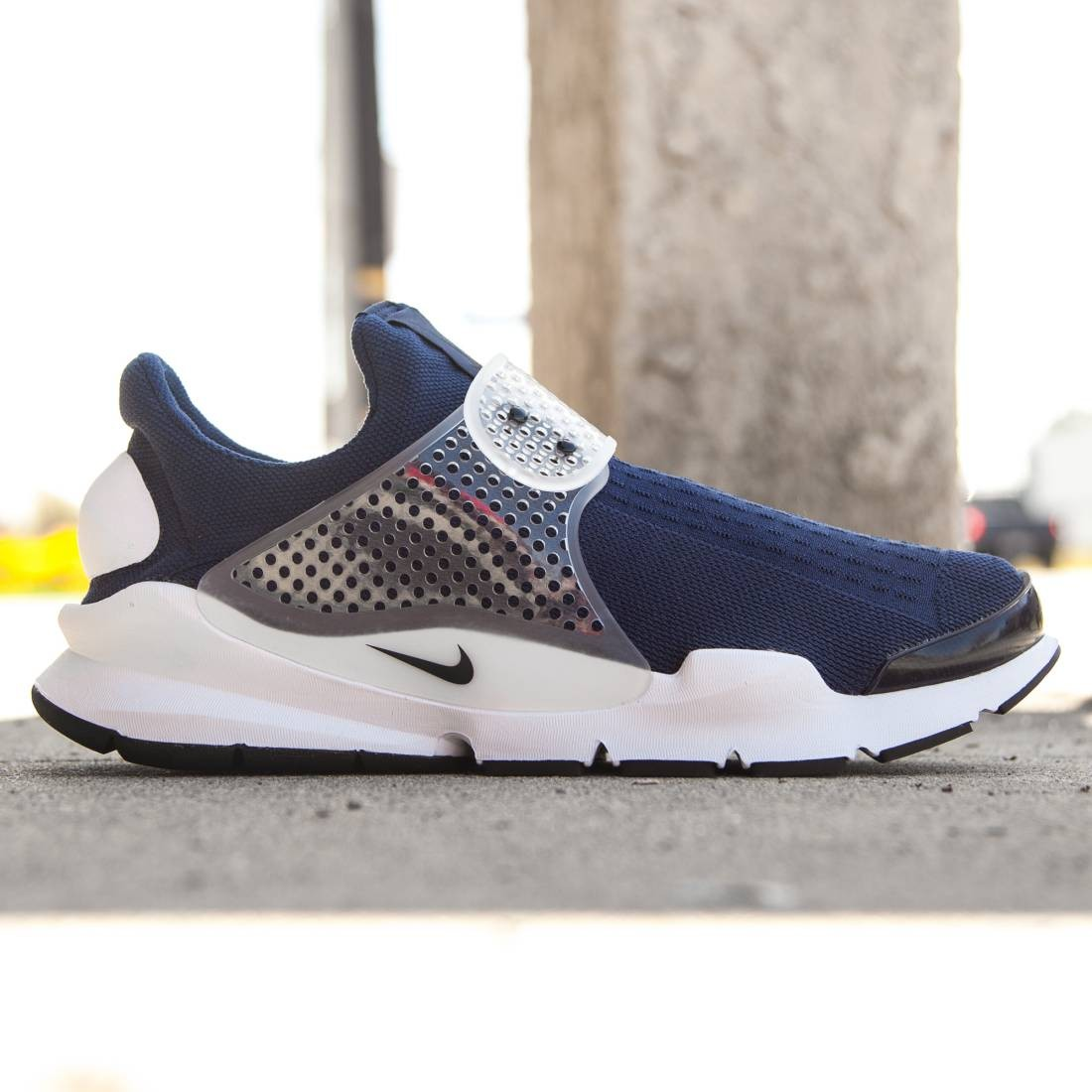Nike Men Sock Dart (navy / midnight navy / medium grey / white)