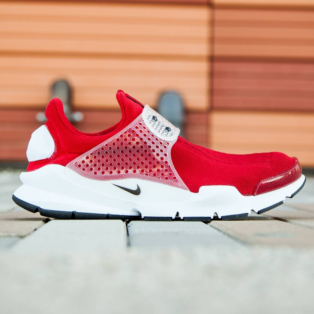 uk availability dbcfc d7cca Nike Men Sock Dart (red / gym red / white / black)