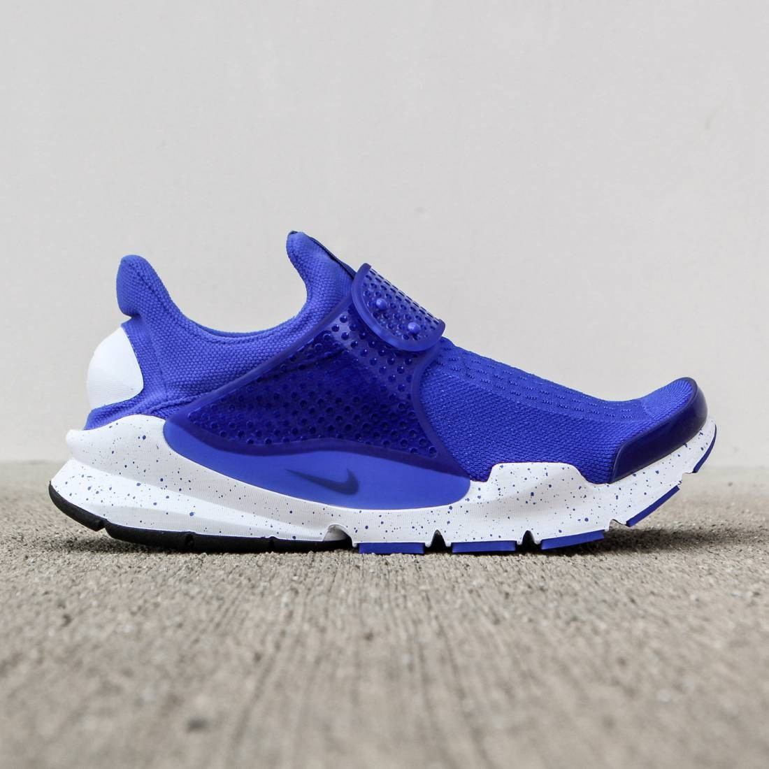 newest 9d02e f885c Nike Men Sock Dart Se (racer blue   racer blue-white)