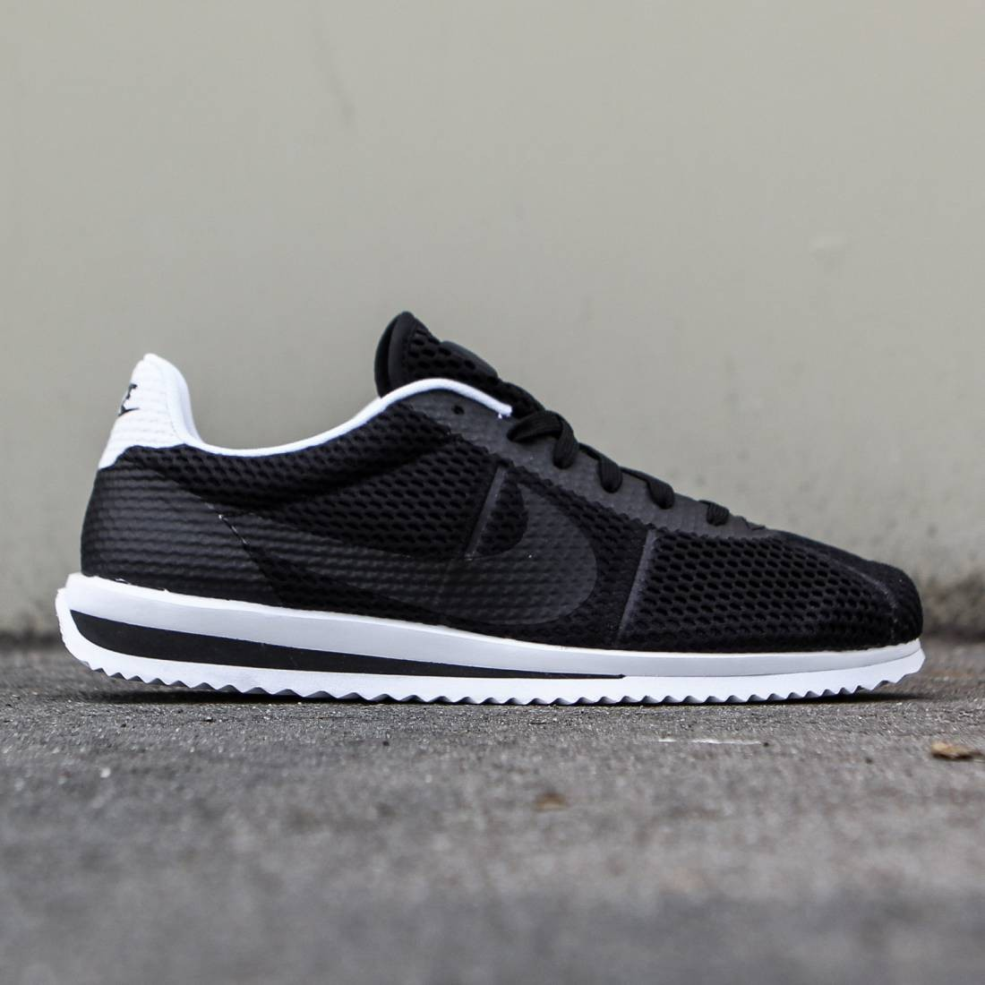 Nike Men Cortez Ultra Br (black / white / black)