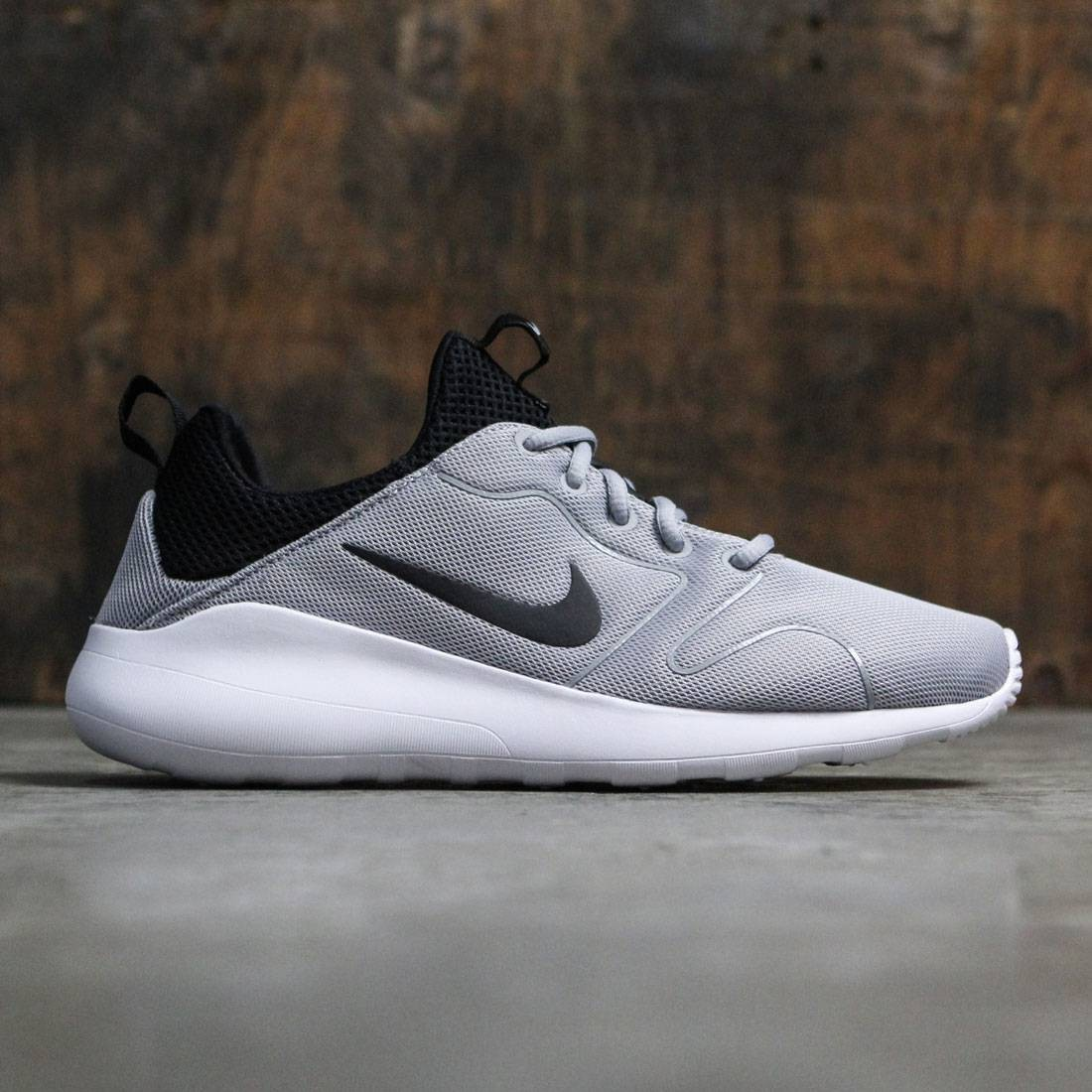Nike Men Kaishi 2.0 (grey / wolf grey / black-white)