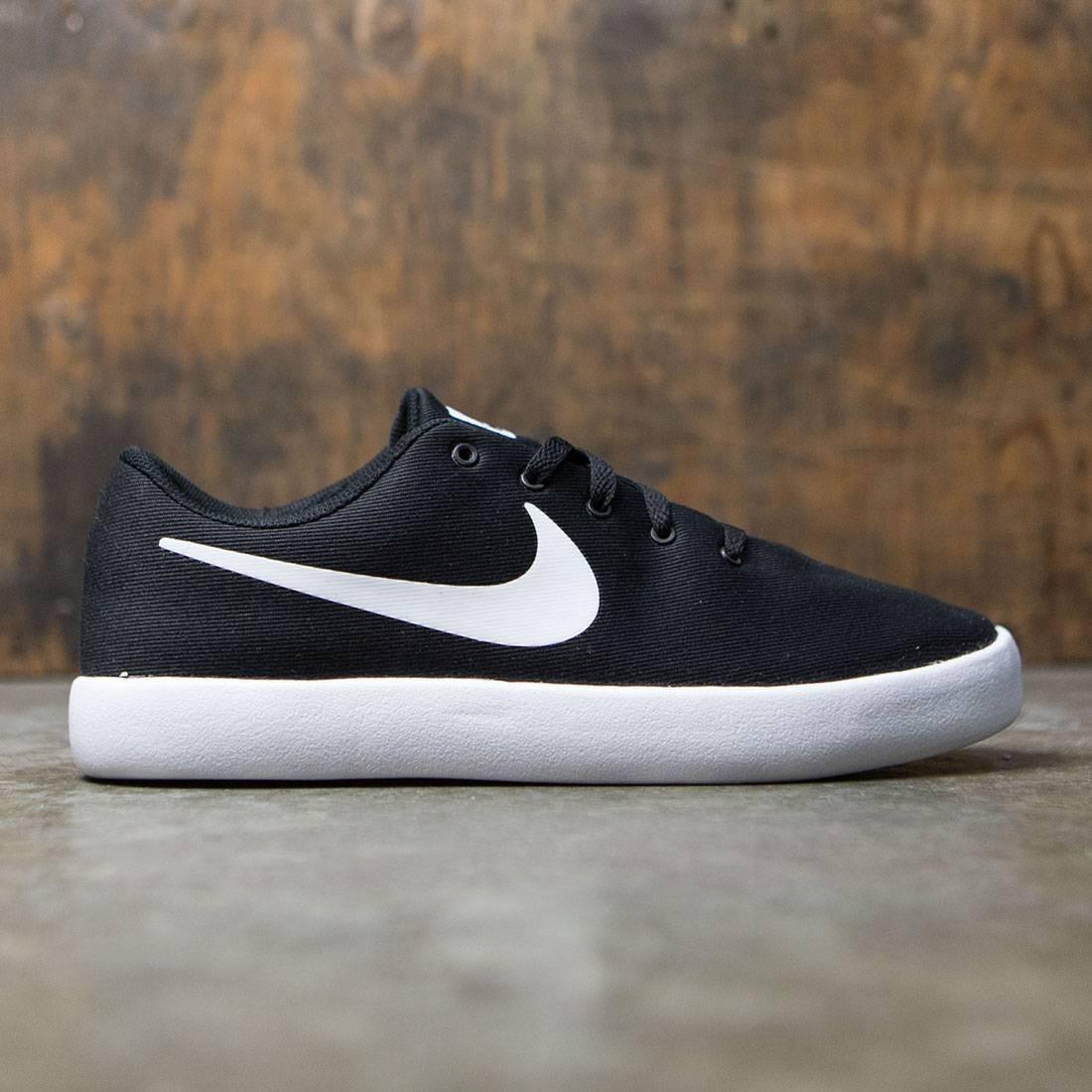 Nike Men Men'S Nike Essentialist Canvas  (black / white)