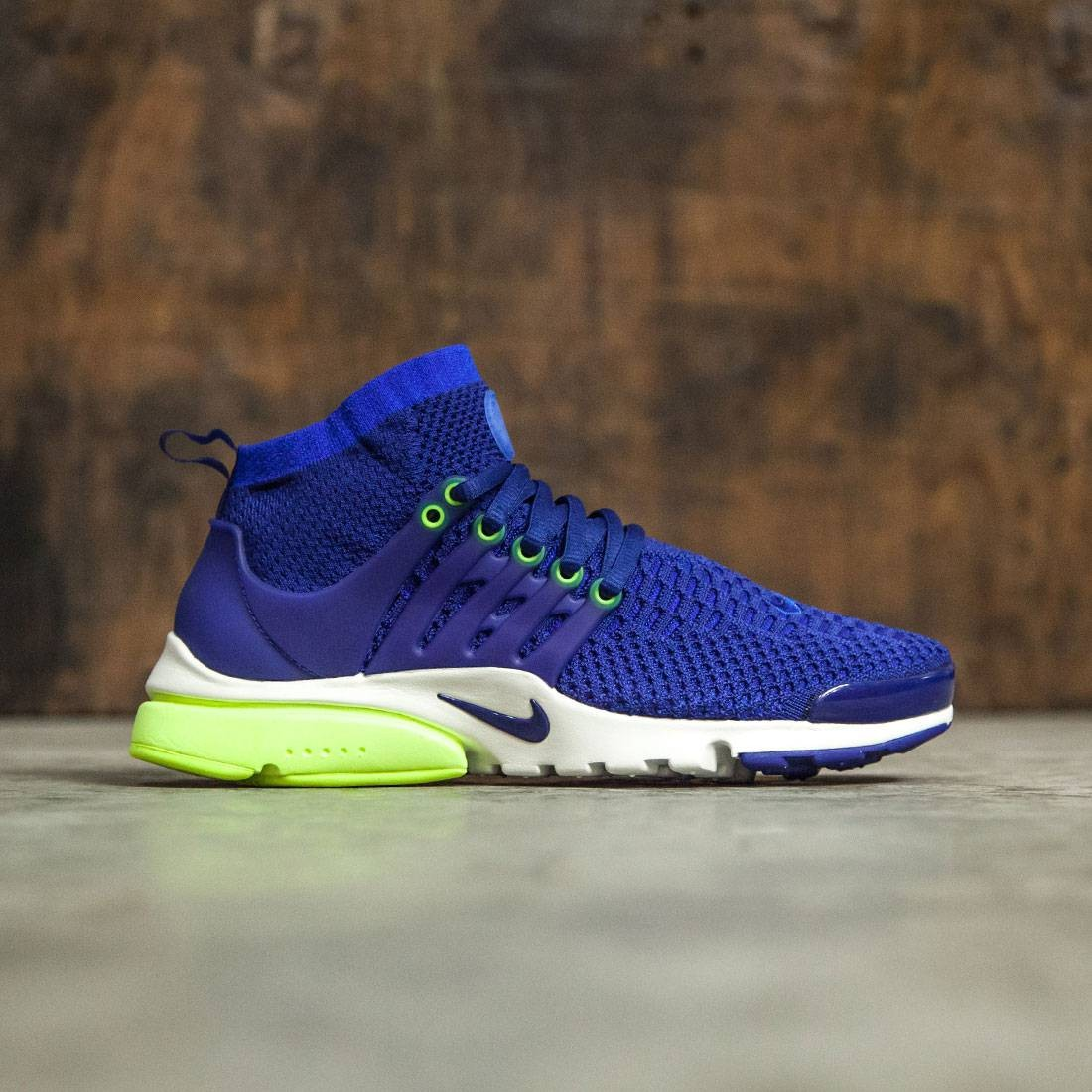 big sale a8879 1fef7 Nike Women Women'S Nike Air Presto Flyknit Ultra Shoe (deep royal blue /  racer blue-volt)