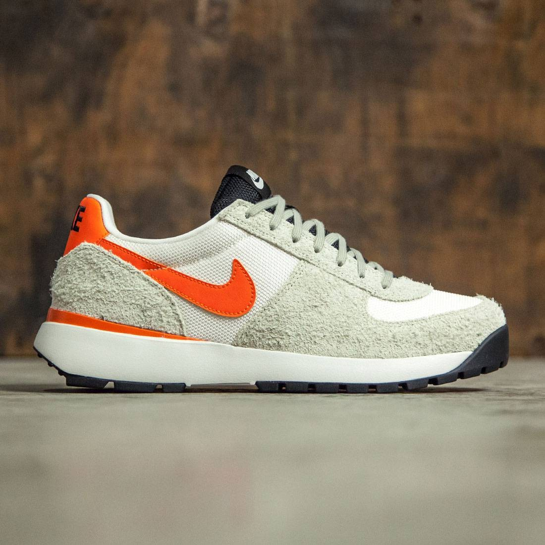 check out 0b488 6fda2 Nike Men Men S Nike Lavadome Ultra (stone grey   safety orange-sail-light  bone)