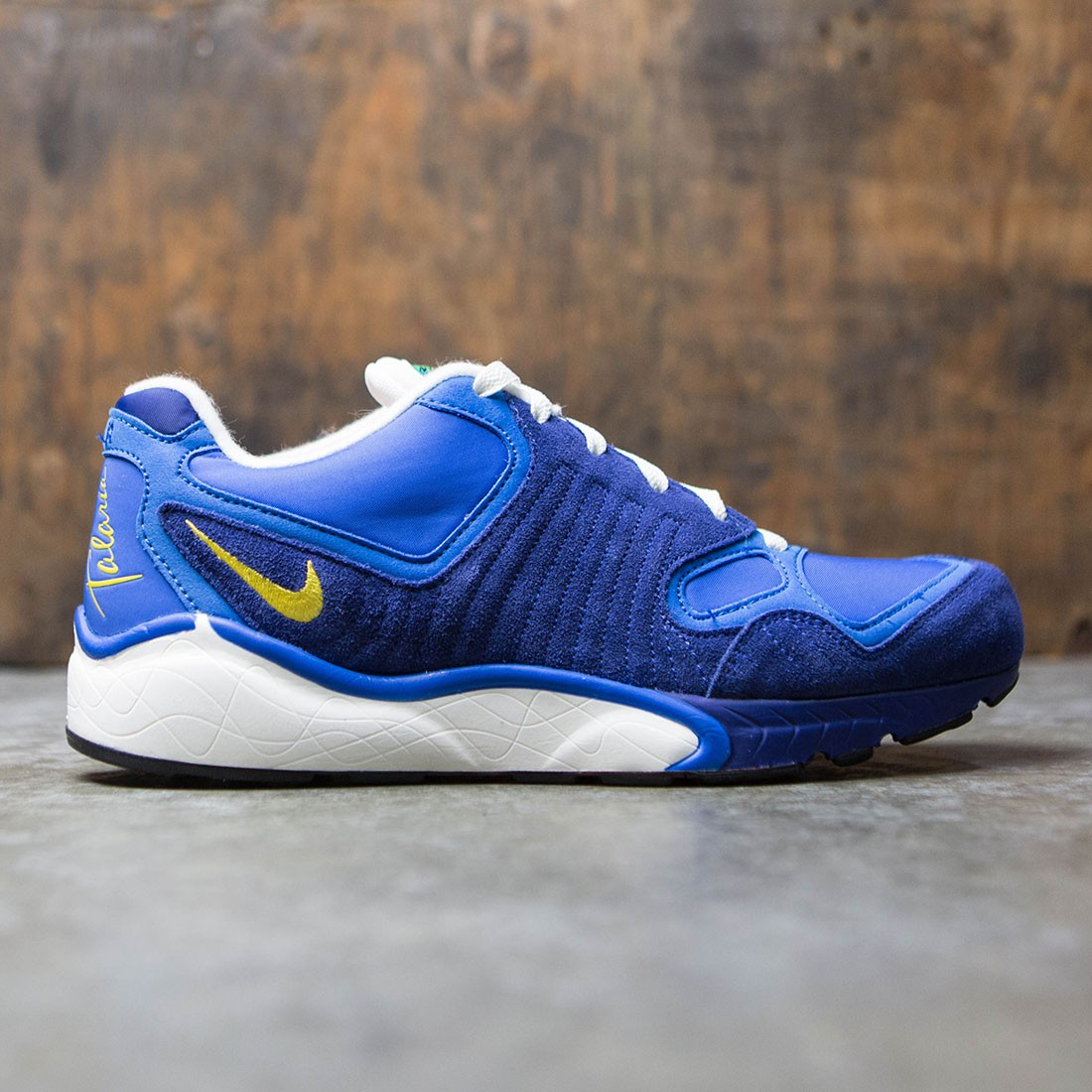 7233cfd4304e Nike Men Air Zoom Talaria  16 (soar   vivid sulfur-deep royal blue-black)