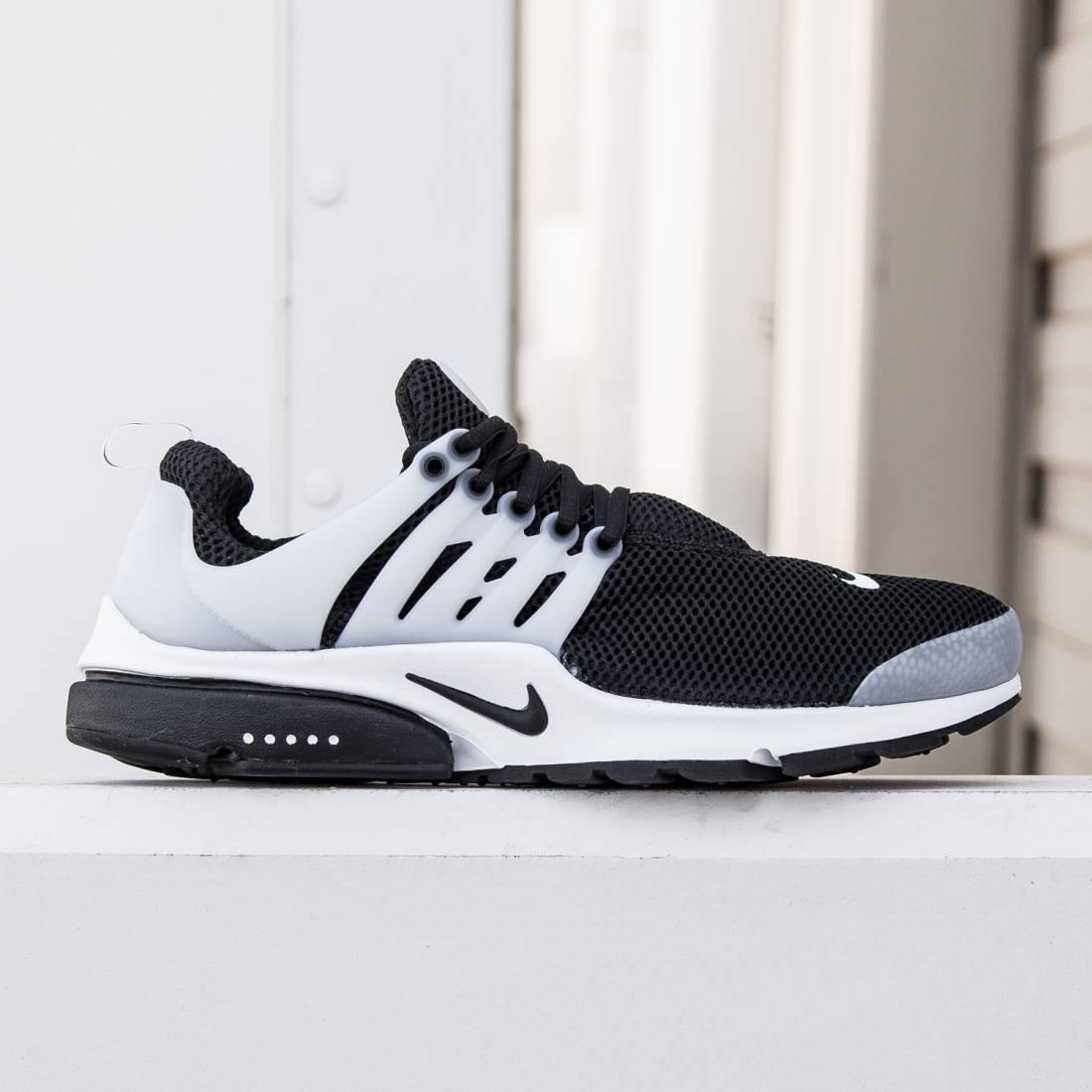 Nike Men Air Presto (black / white / neutral grey / black)