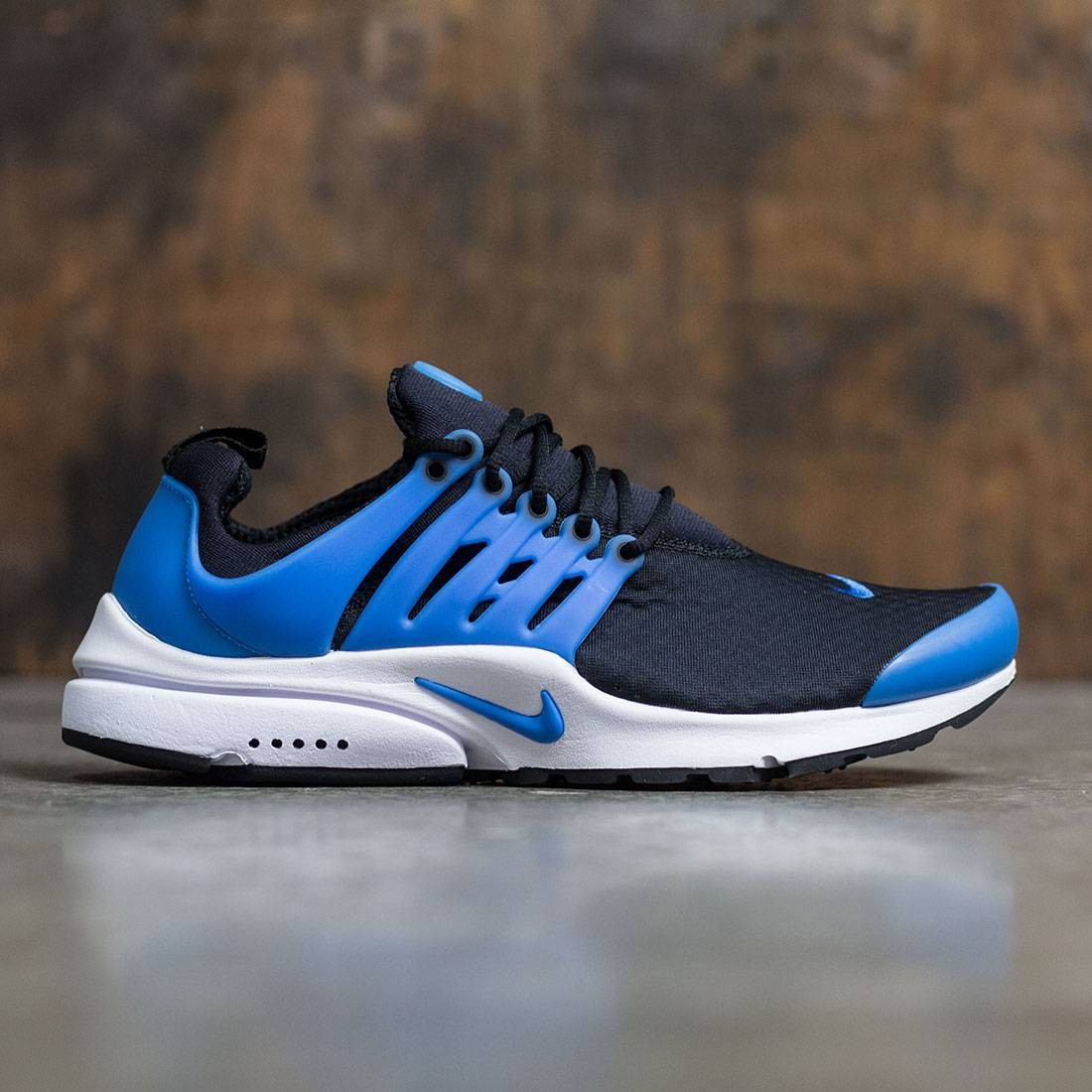 Nike Men Air Presto Essential (black   photo blue-white) b6548d75bf20