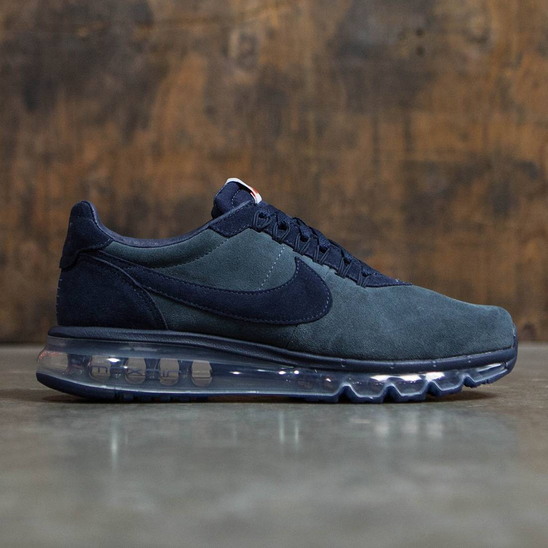 Nike Air Max Ld Zero Mens Shoes Blackblack Dark Grey