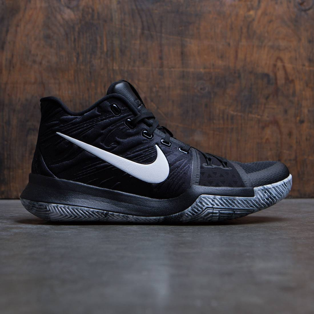 newest collection bfc36 8df00 Nike Men Kyrie 3 Bhm (black / white-white)
