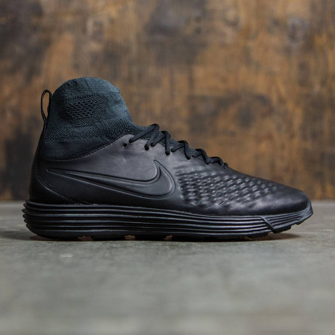 check out d8b51 19fc9 Nike Men Lunar Magista Ii Flyknit (black / black-anthracite-white)