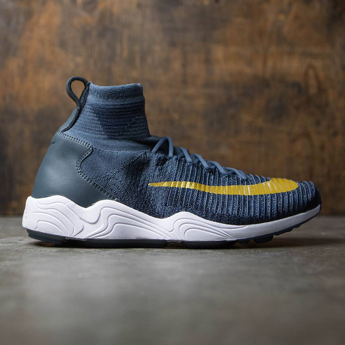 nike men zoom mercurial xi fk fc blue fox mtlc gold coin college navy 6fdfd688a