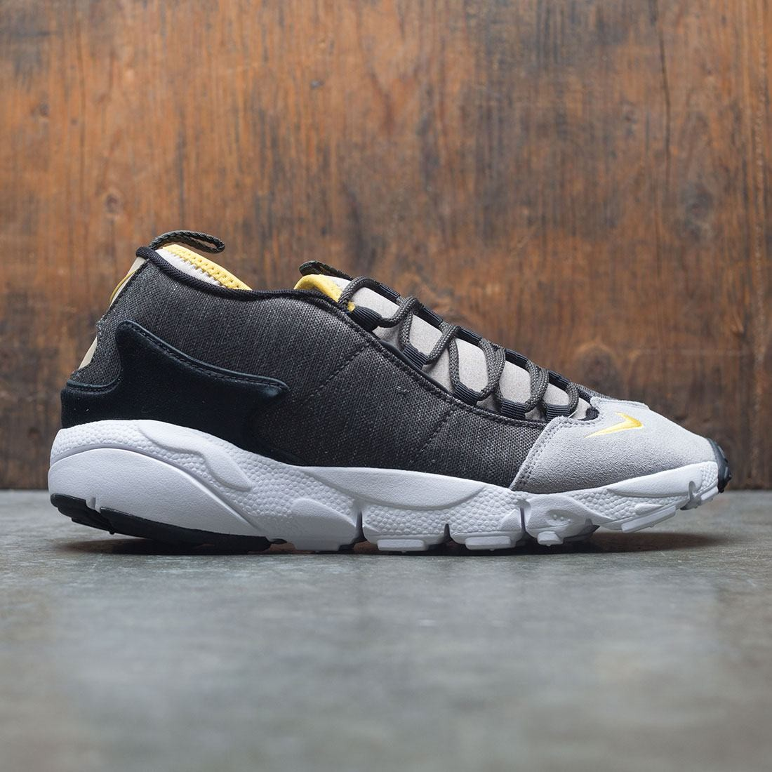 Nike Men Air Footscape Nm (sequoia / mineral gold-khaki-wolf grey)