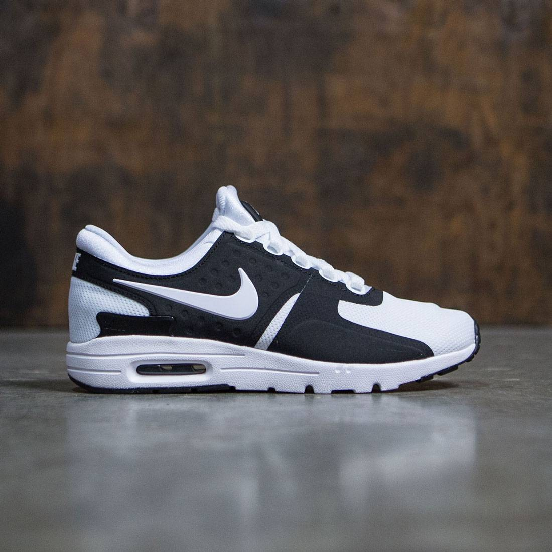 Nike Women Air Max Zero (black   white) 8c07280a6