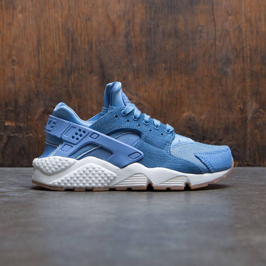 Nike Women Air Huarache Run Se (december sky / gold dart-sail)