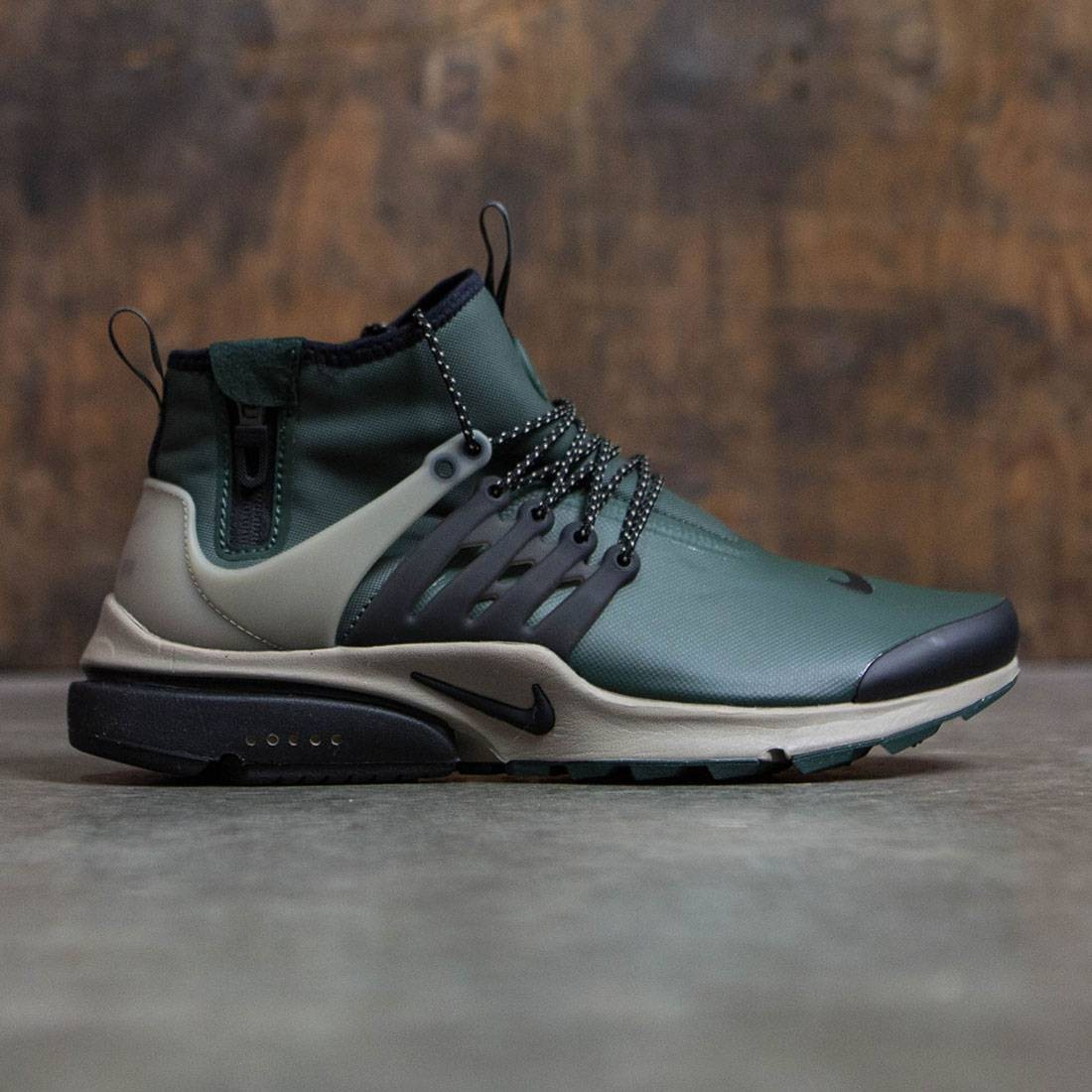Nike Men Air Presto Utility Mid-Top (green / grove green / black-khaki)