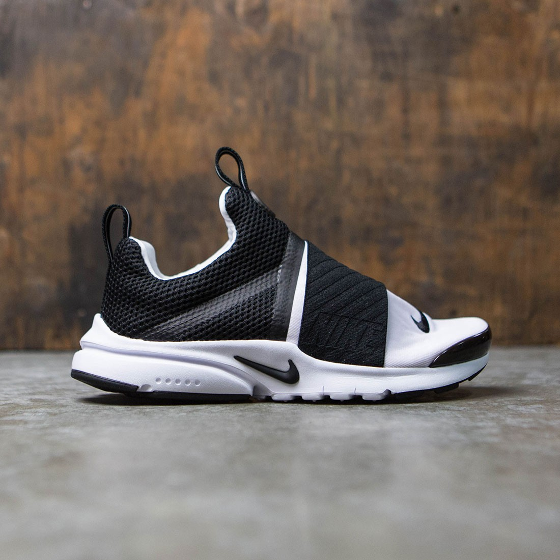best service 5f2ac b083e Nike Big Kids Nike Presto Extreme (Gs) (white   black)