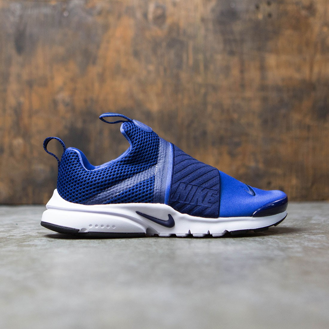b1341417bb46 Nike Big Kids Nike Presto Extreme (Gs) (comet blue   binary  blue-white-black)