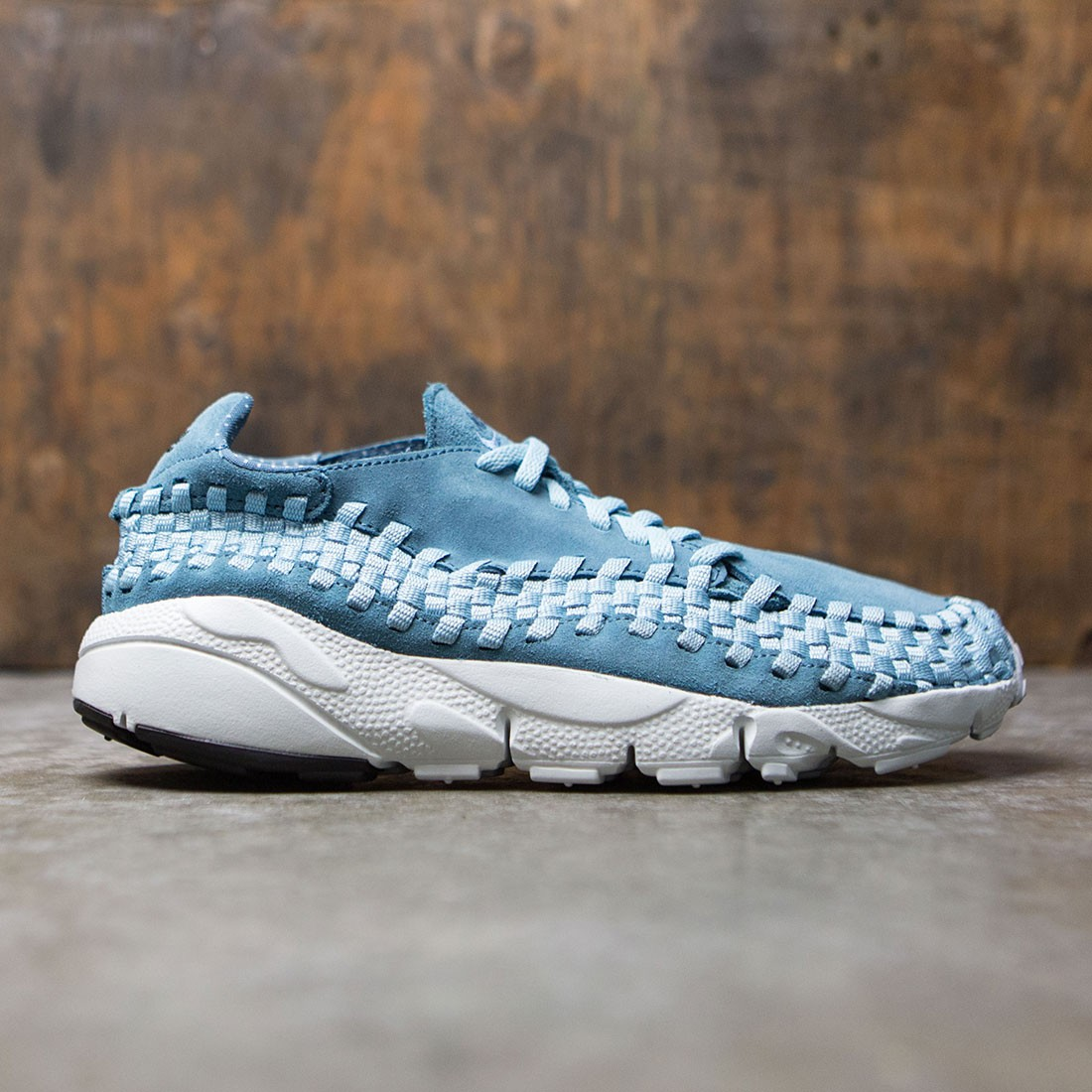 Nike Men Air Footscape Woven Nm (smokey blue   smokey blue-mica blue) 5280fde3204a
