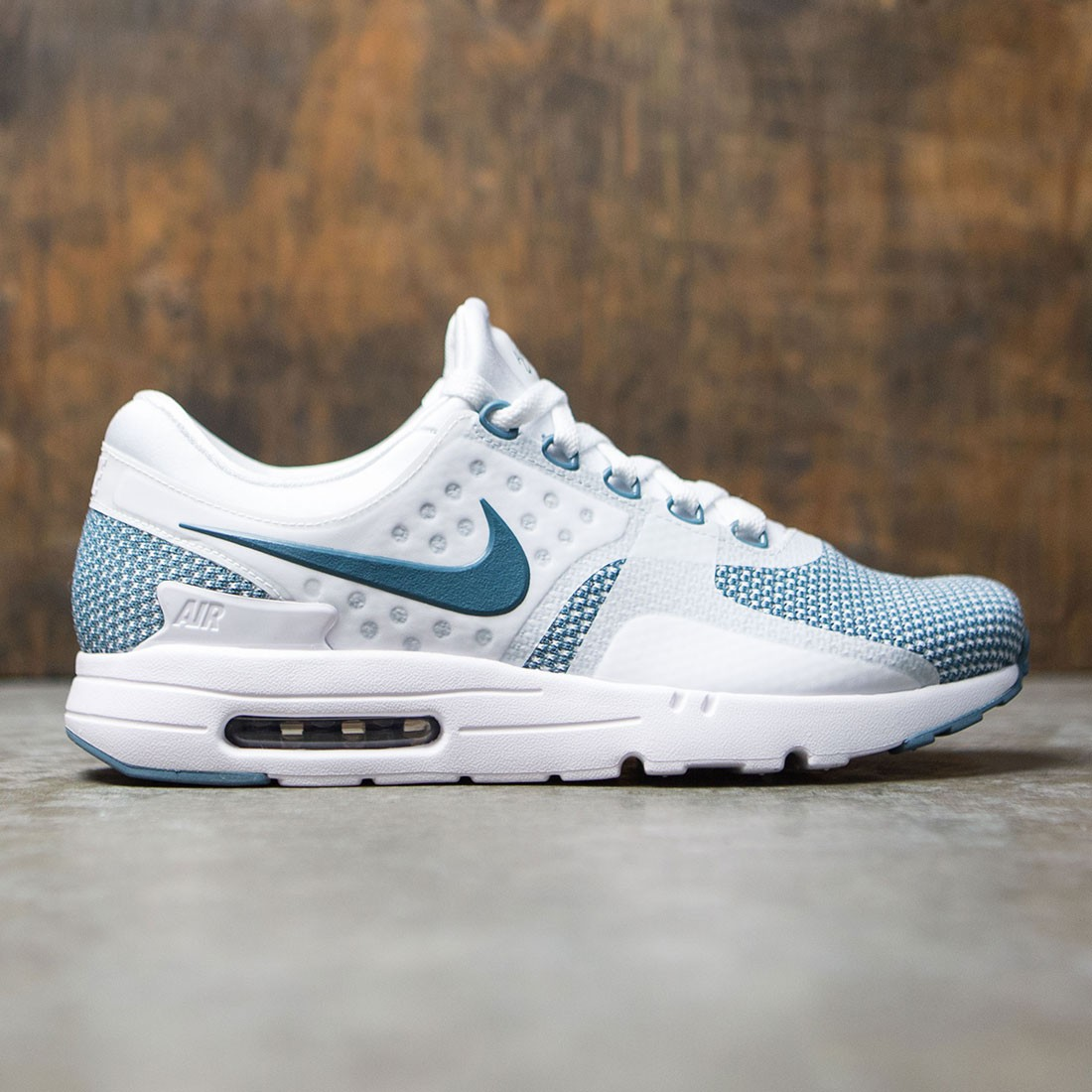 size 40 708b2 269b7 Nike Men Air Max Zero Essential (smokey blue   smokey blue-white-obsidian)