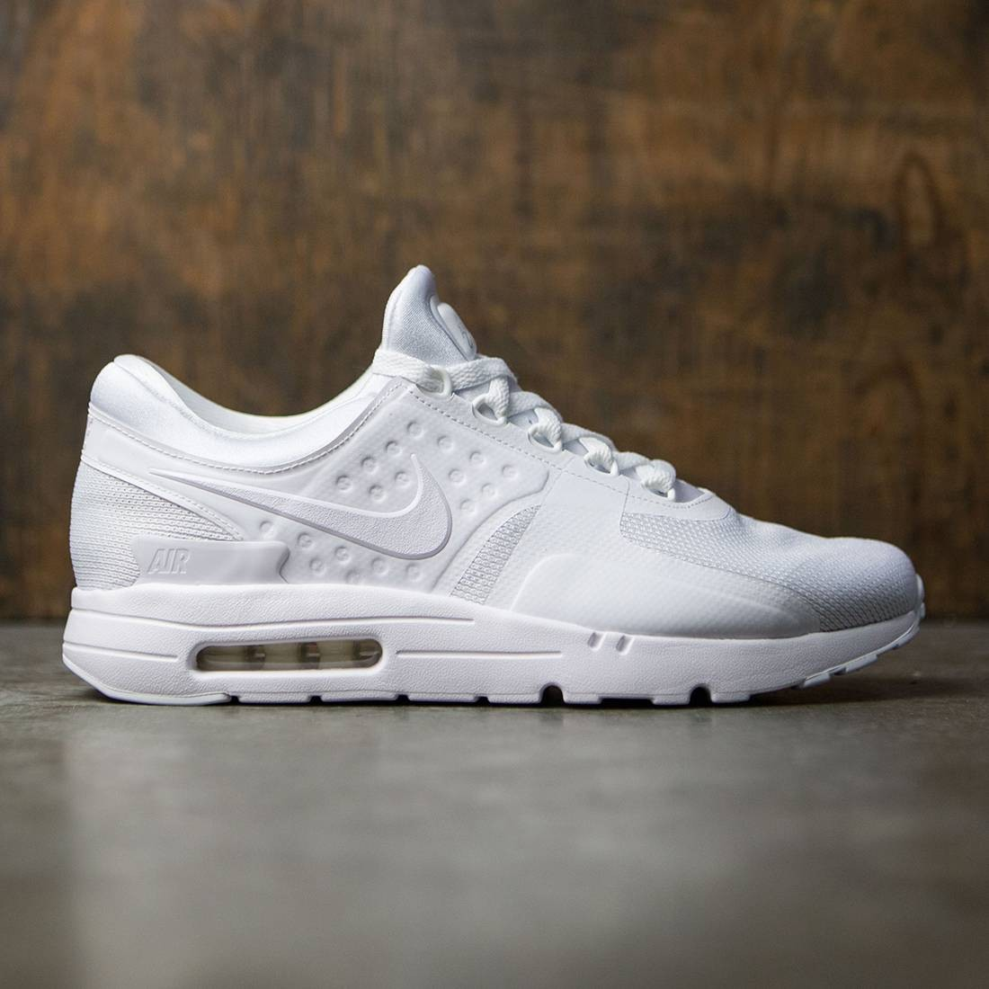 huge discount b99e1 91d82 nike men air max zero essential white white wolf grey pure platinum