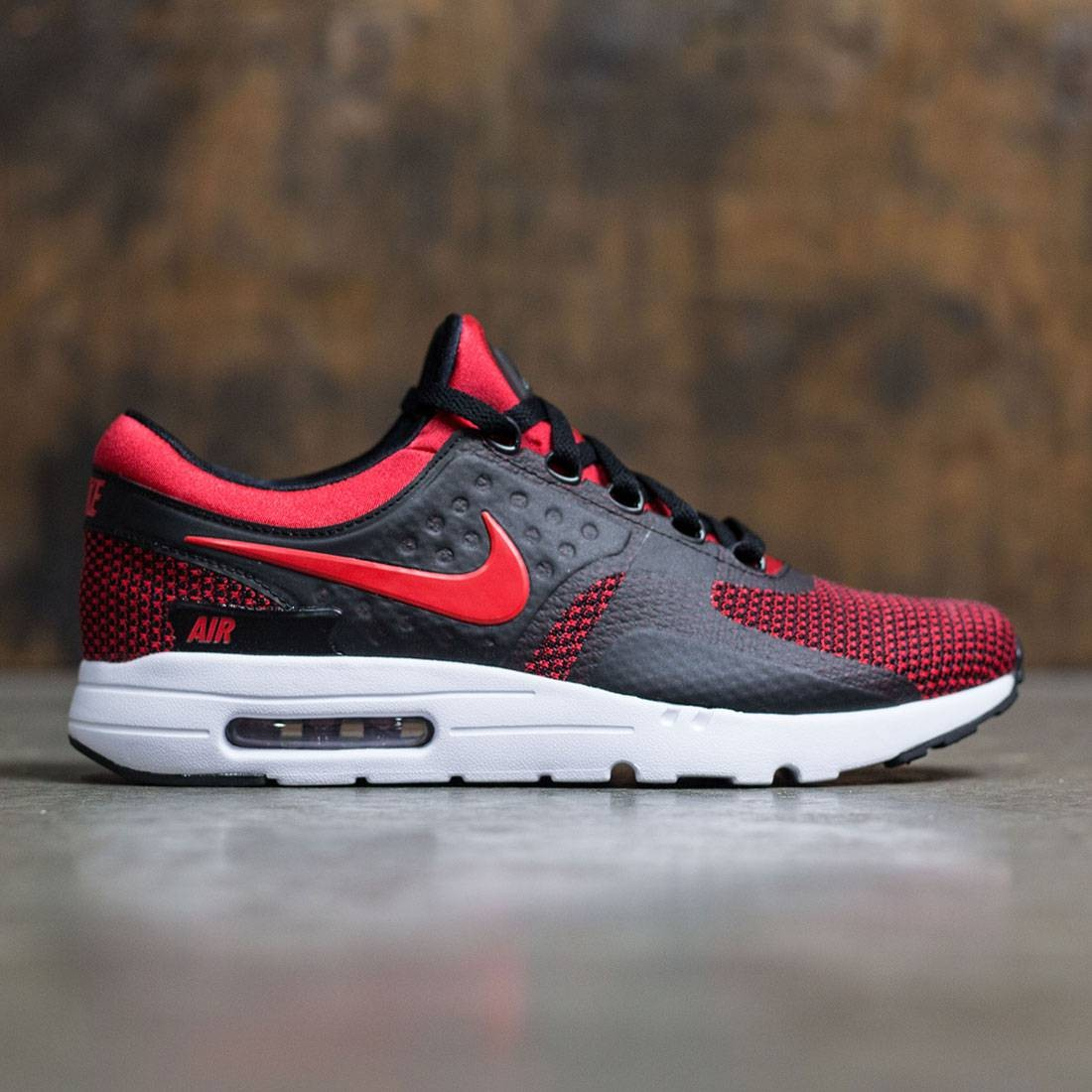 official photos feba3 a9d97 Nike Men Air Max Zero Essential (university red   university red-black)